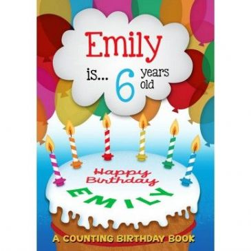 Counting Birthday Book